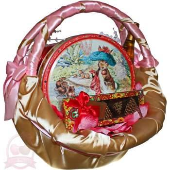 Подарочная корзина «Признание»