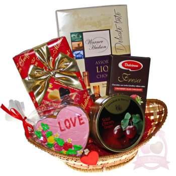 Подарочный набор «Для Любимых»