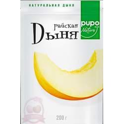 Pupo Фруктовый Десерт Райская Дыня 200г