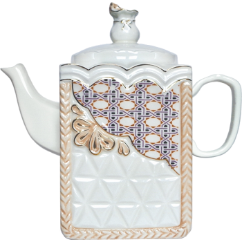 """Hyton Чайник подарочный керамический """"Ренессанс"""""""