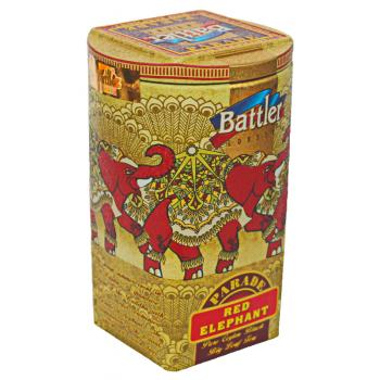 """Battler Чай Подарочный """"Парад красных слонов"""""""