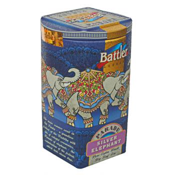 """Battler Чай Подарочный """"Парад серебряных слонов"""""""