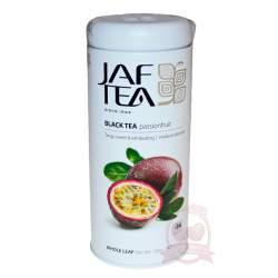Jaf Tea Чай цейлонский черный байховый с ароматом маракуйи 100г