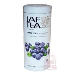 Jaf Tea Чай цейлонский черный байховый с ароматом голубики 100г
