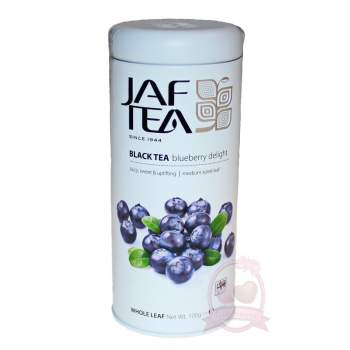 Jaf Tea Чай цейлонский черный байховый с ароматом голубики