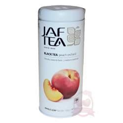Jaf Tea Чай цейлонский черный байховый с ароматом персика 100г