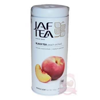 Jaf Tea Чай цейлонский черный байховый с ароматом персика