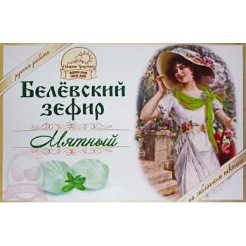"""Белёвский зефир  """"мятный"""""""