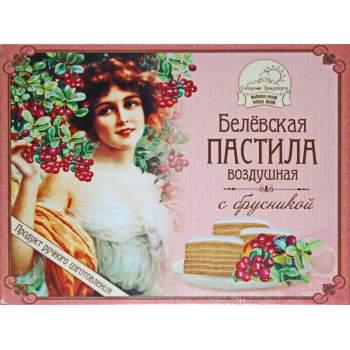 Белёвская Пастила Яблочная С Брусникой