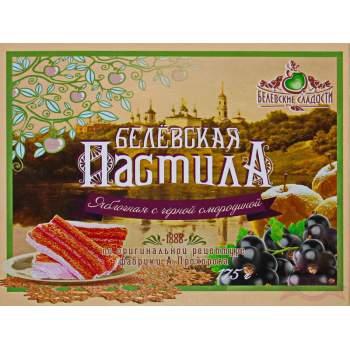 Белевские Сладости Пастила Черная Смородина
