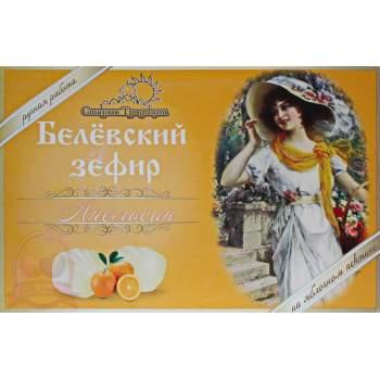 """Белёвский зефир """"апельсин"""""""
