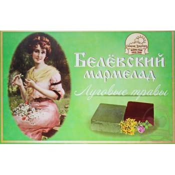 "Белёвский Мармелад ""Луговые Травы"" 390г"