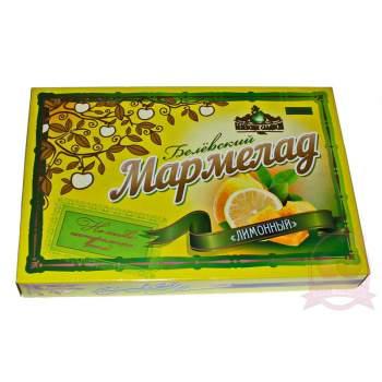 Белевские Сладости мармелад лимонный