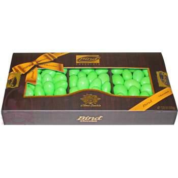 Bind драже зеленое шоколадное с миндалем